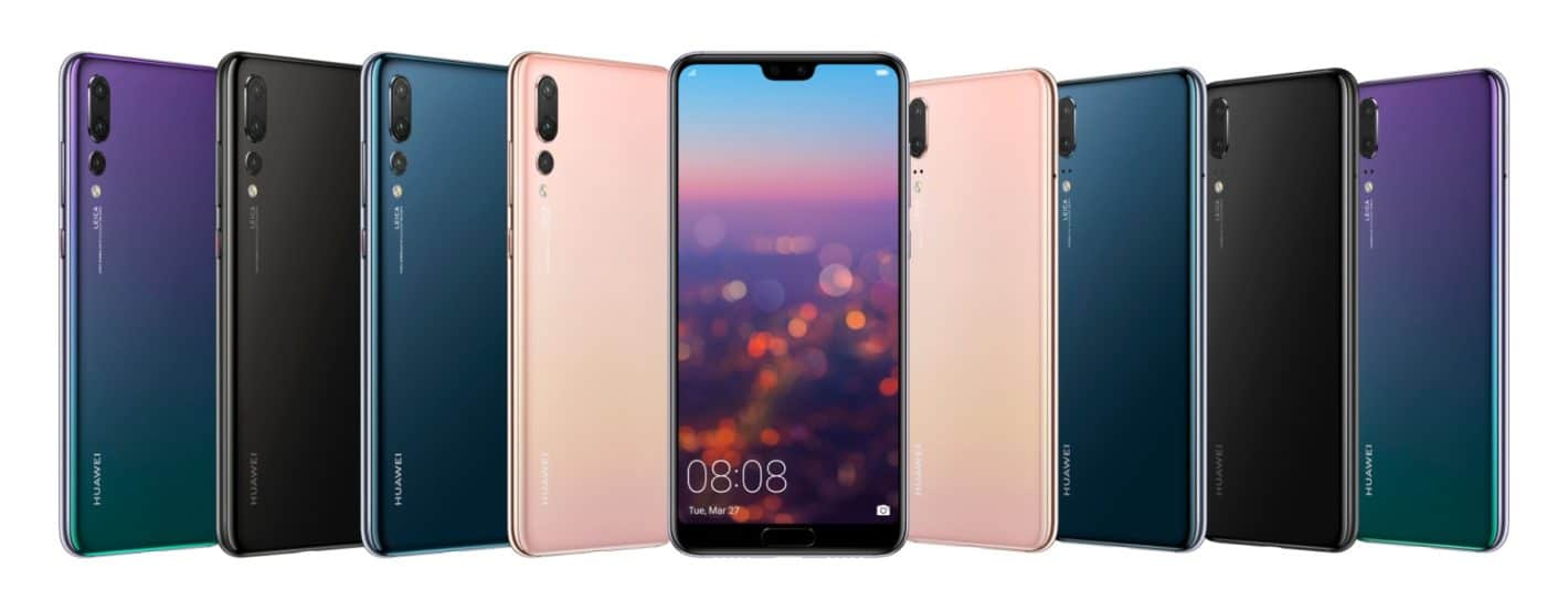 Huawei P20 and P20 Pro official image 3