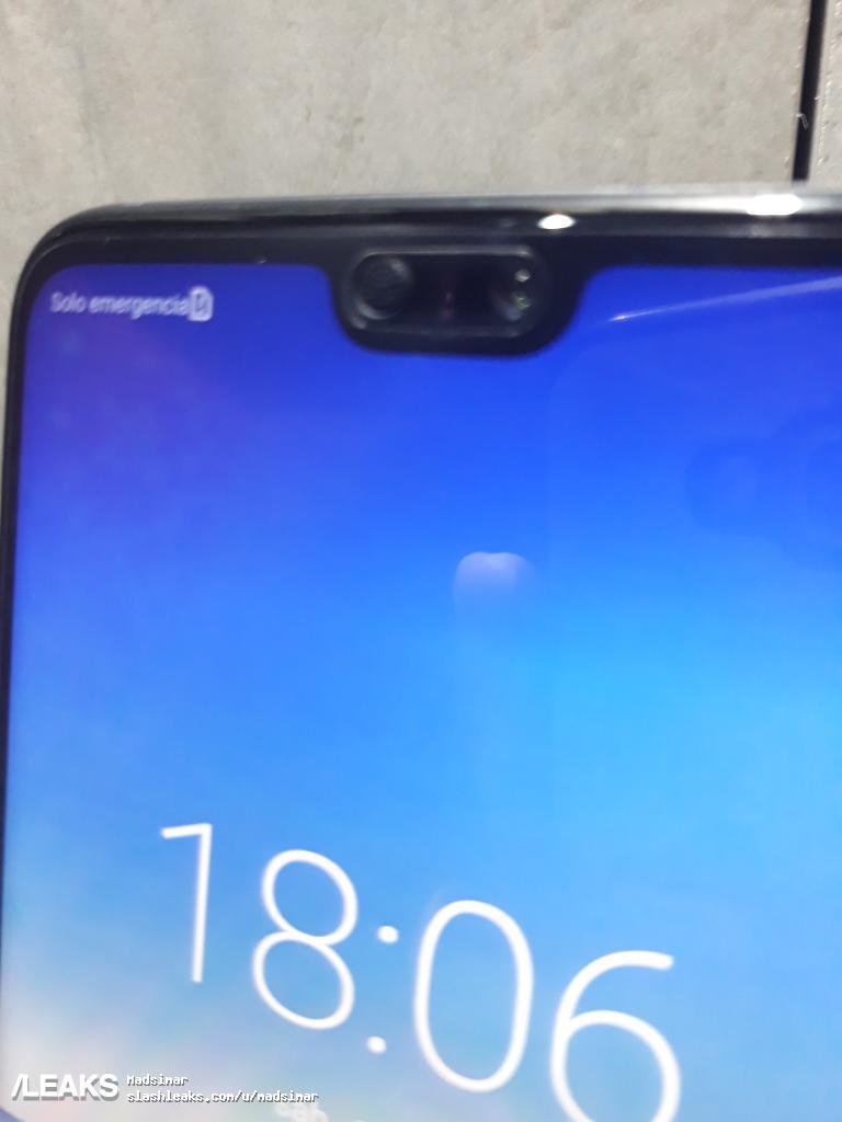 Huawei P20 real life image leak 117