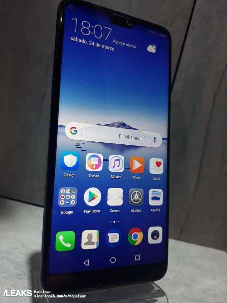 Huawei P20 real life image leak 118