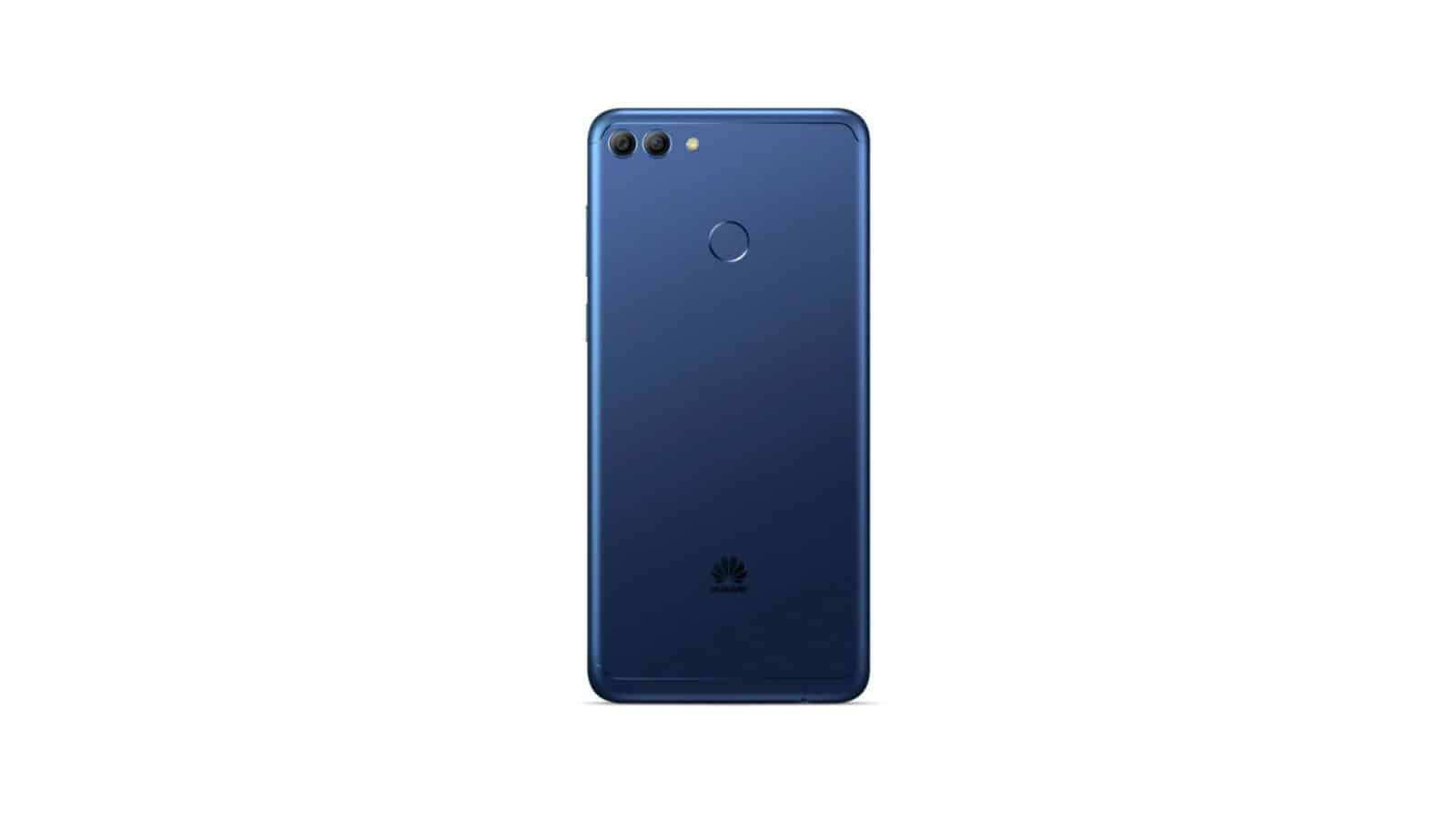 Huawei Y9 (2018) Wallpapers: Huawei Y9 Leaks In Blue & Black Alongside Specs