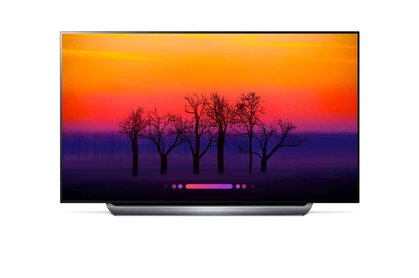 LG 2018 TV OLED C8 AI 2010x1334