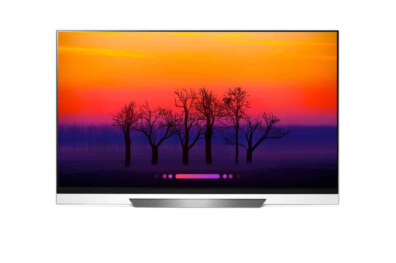 LG 2018 TV OLED E8 AI 2010x1334