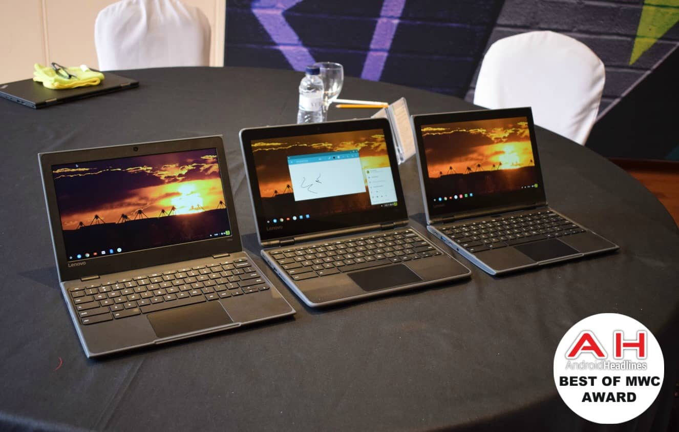 Lenovo Chromebooks Best of MWC AH 01