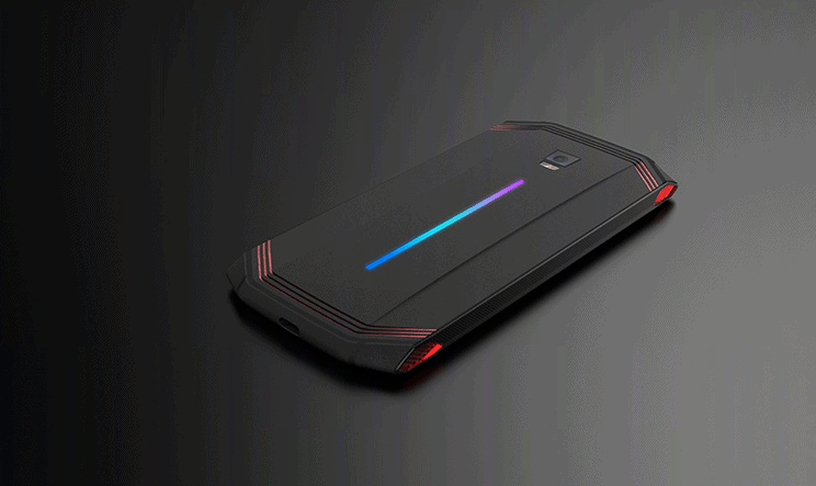 Nubia's Gaming Phone Concepts Pictured In New Renders: Leak