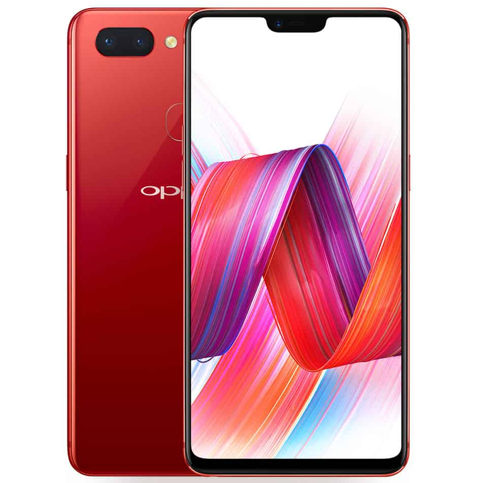 OPPO R15 official image 2