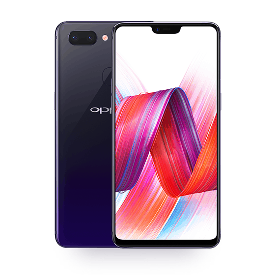 OPPO R15 official render 780