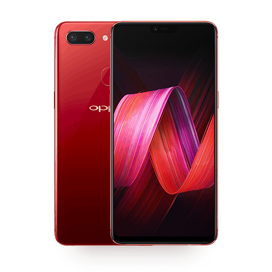 OPPO R15 official render 782