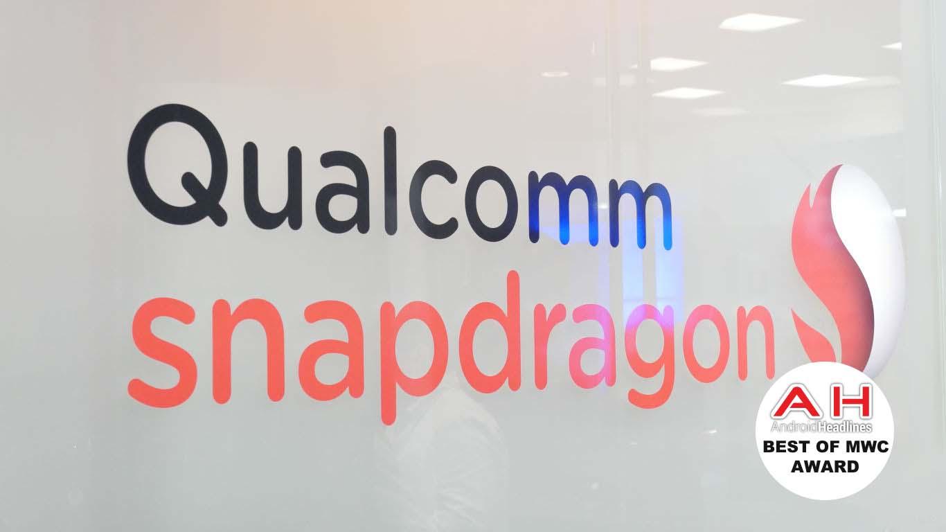 Qualcomm Snapdragon Best Of MWC AH