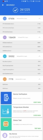 Samsung Galaxy S9 Benchmarks AH NS 01