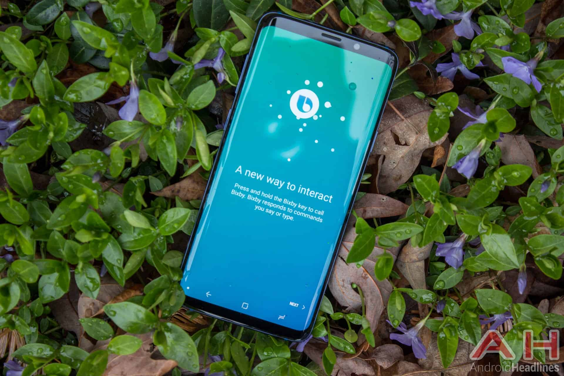 Samsung Galaxy S9 Plus AH NS 11 bixby