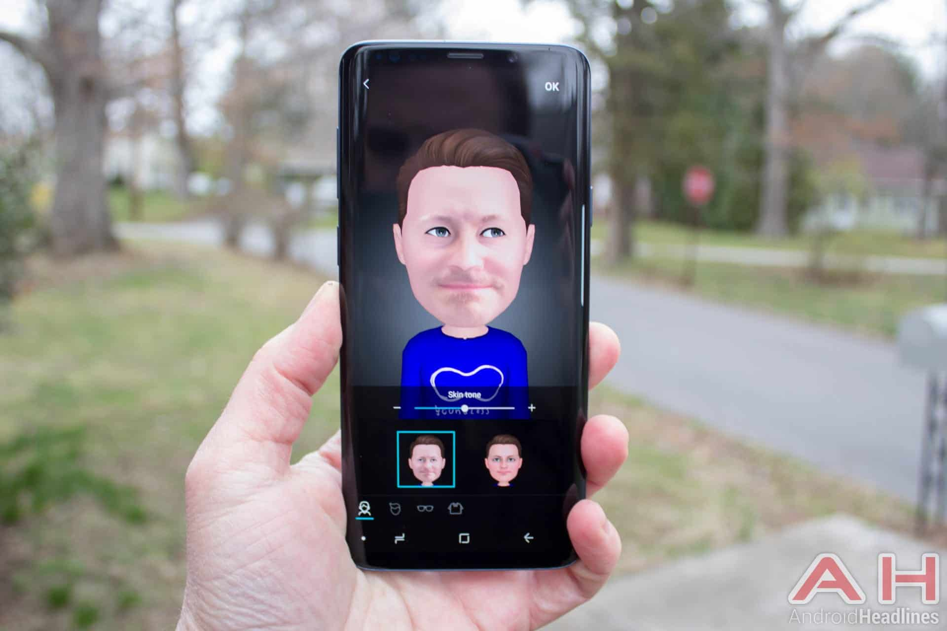 Samsung Galaxy S9 AR Emoji Can Work On S8, Other Phones