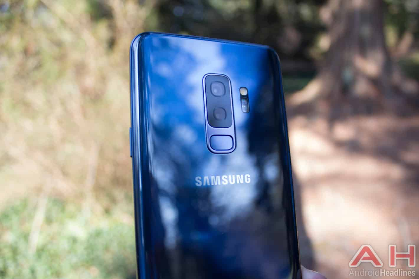 Samsung Galaxy S9 Plus AH NS 36 logo