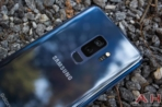 Samsung Galaxy S9 Plus AH NS 40 fingerprint cameras