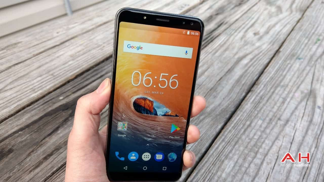 Ulefone Power 3 Review Hardware 04 AH