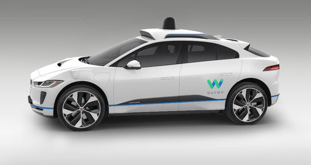Waymo U0026 Jaguar Land Rover To Build A Self Driving Car