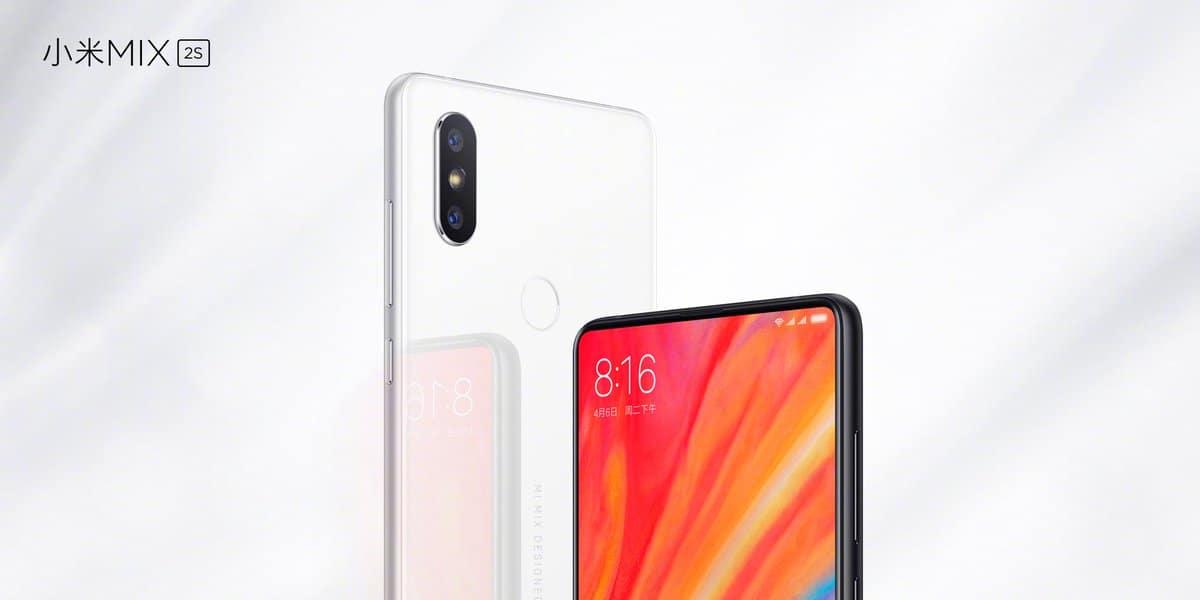 Xiaomi Mi MIX 2S official image 7