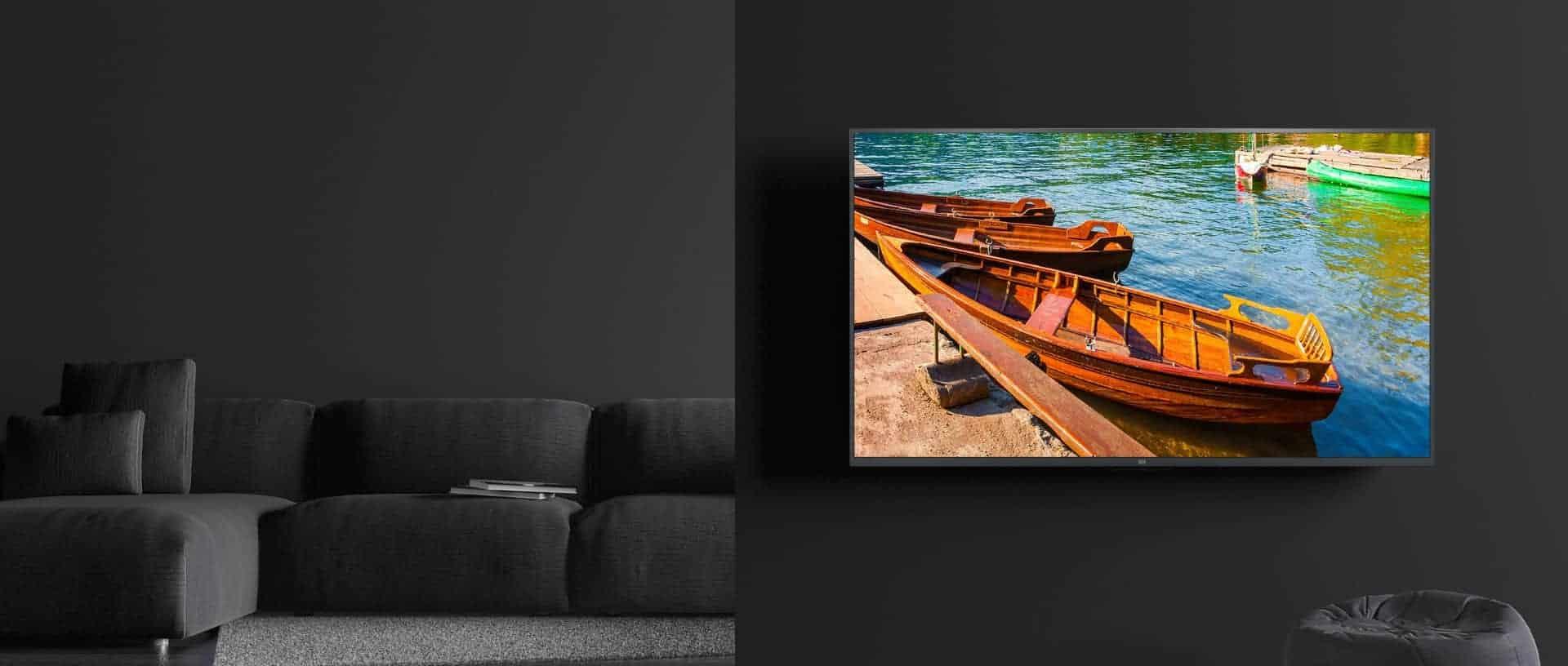 Xiaomi Mi TV 4S 55 inch image 2