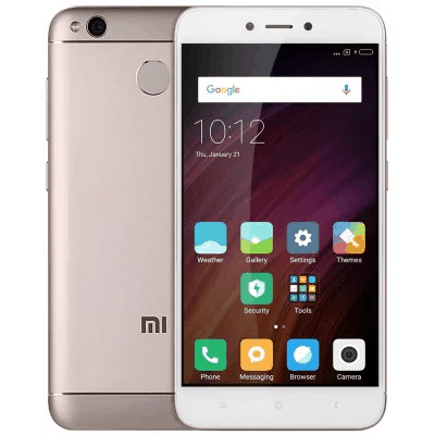 Xiaomi Redmi 4X with 2GB of RAM (Champagne Gold)