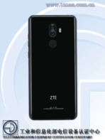 ZTE V890 TENAA 2