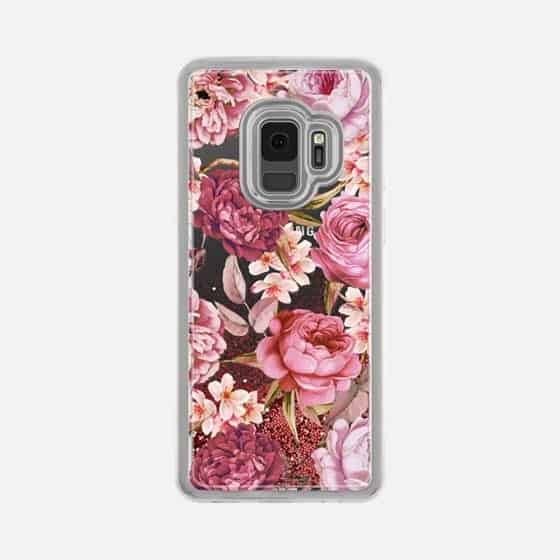 samsung galaxy s9 plus floral case