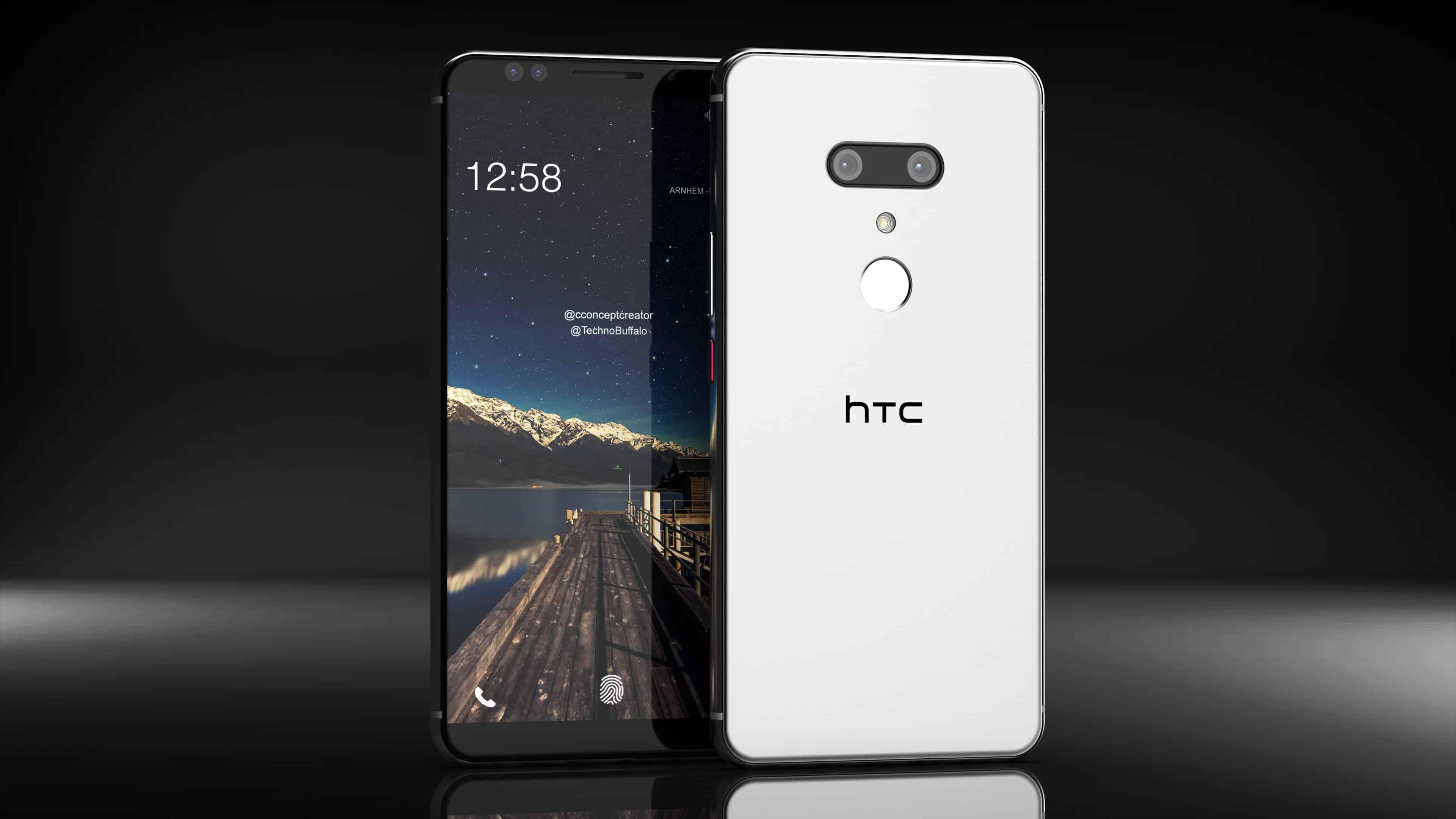 HTC U12 Plus Renders Envision What It Could Look Like ...