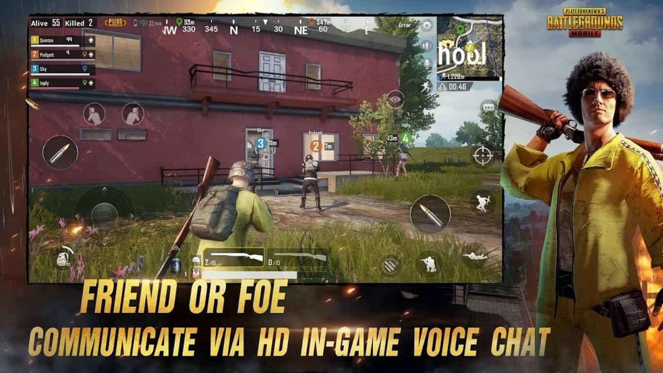 pubg mobile 2 1