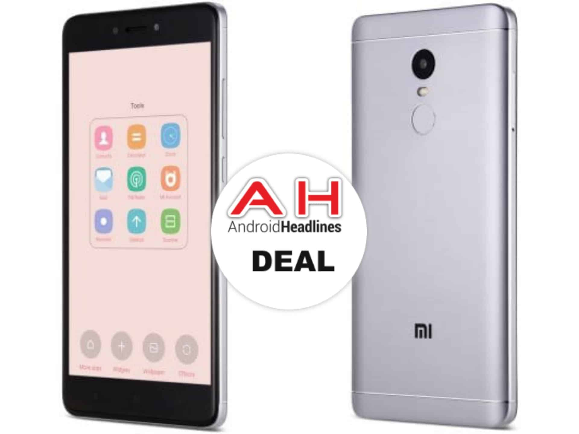 gearbest deal xiaomi redmi note 4 for 145 99 w coupon
