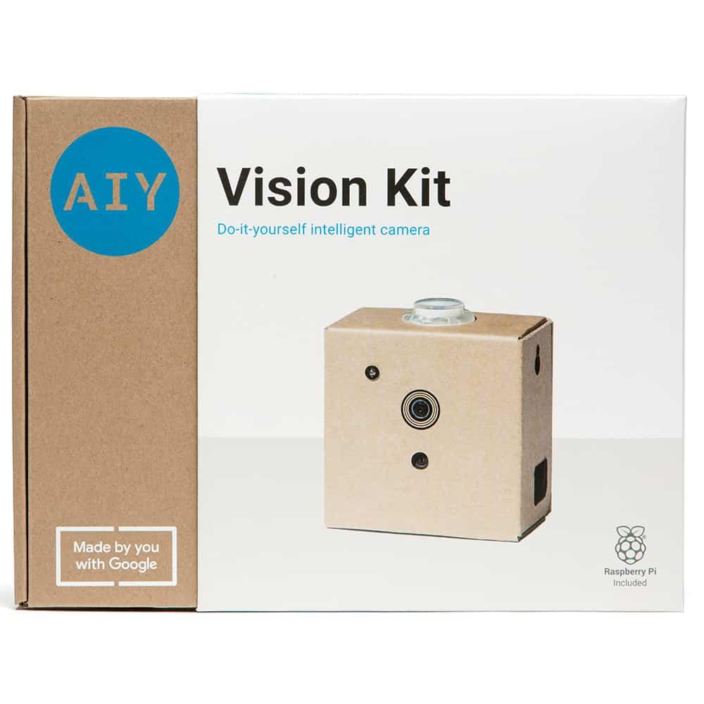 AIY Vision Kit Packaging2