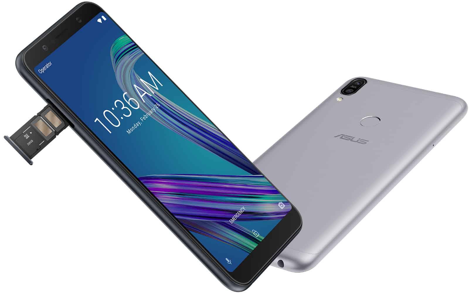 ASUS ZenFone Max Pro M1 official image 2