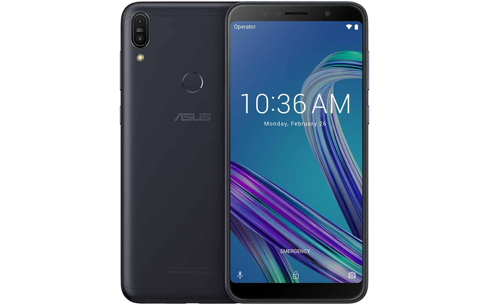 ASUS ZenFone Max Pro M1 official image 3