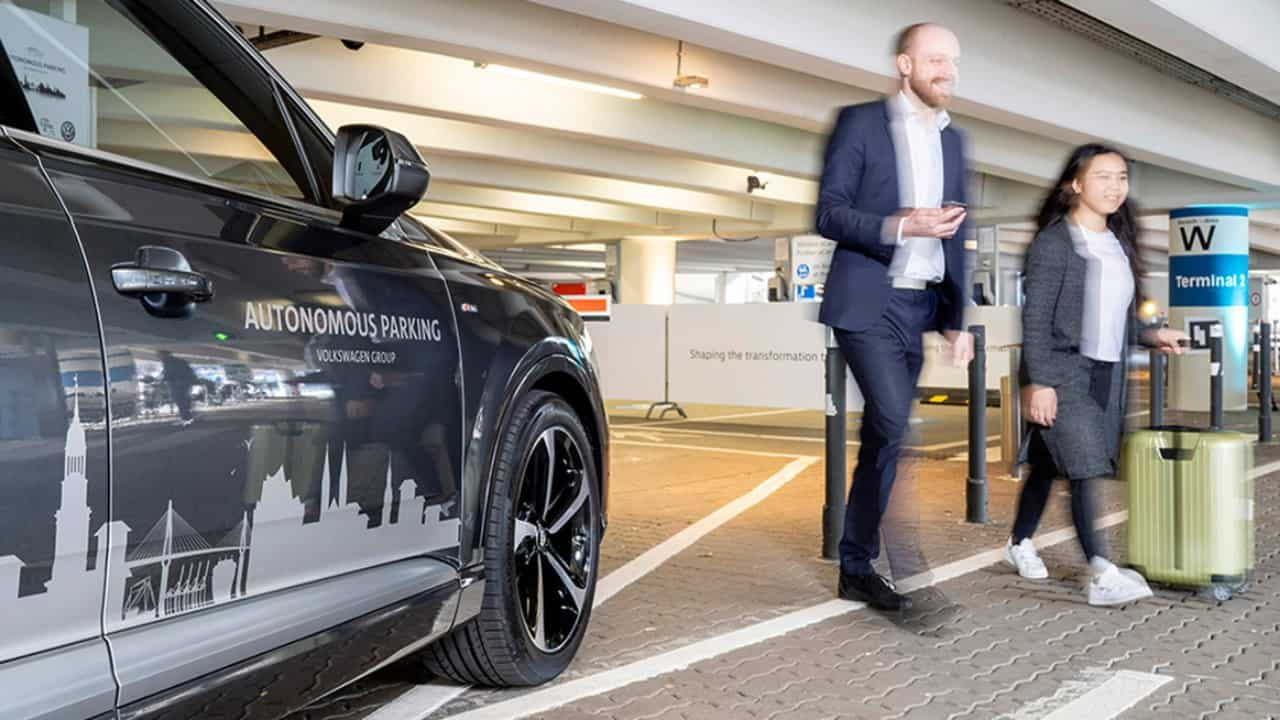 Volkswagen Auto Group To Launch SelfParking Cars In Android News - Audi self parking