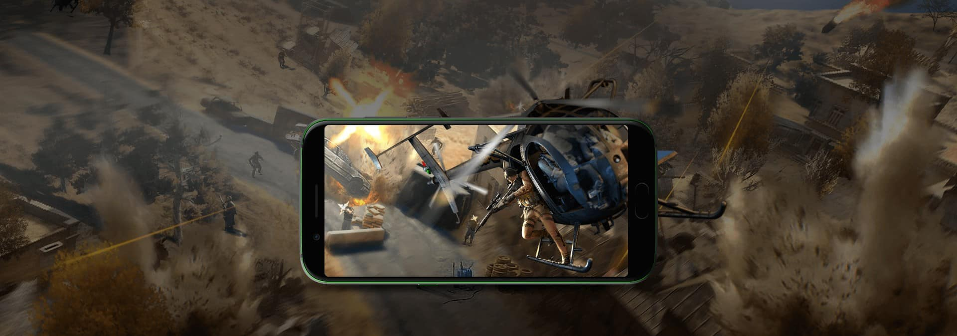 Black Shark Gaming smartphone official image 3