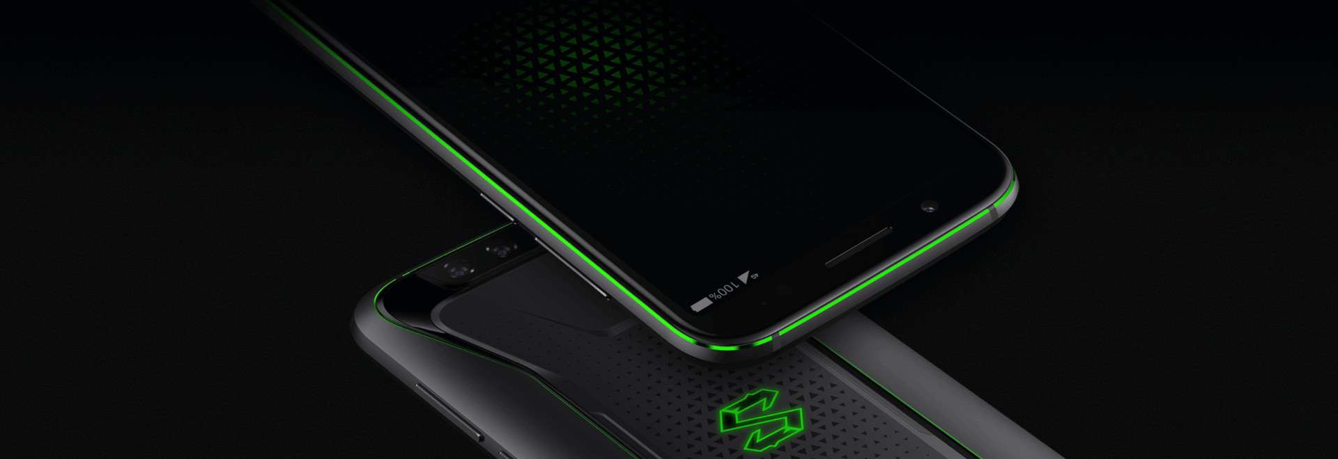 Black Shark Gaming smartphone official image 5