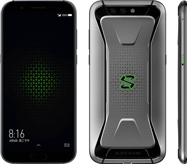 Black Shark Gaming smartphone official image 8