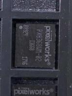 Blackshark gaming smartphone Pixelworks Iris chip 1