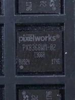 Blackshark gaming smartphone Pixelworks Iris chip 2