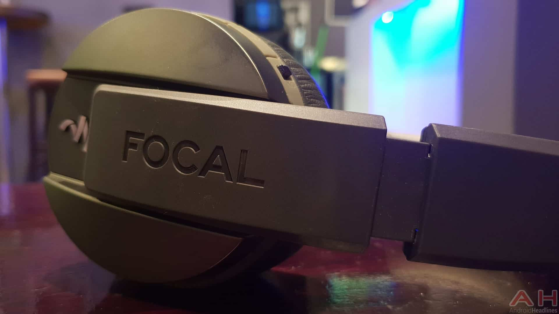 Focal Listen Wireless Chic Headphones AH 4