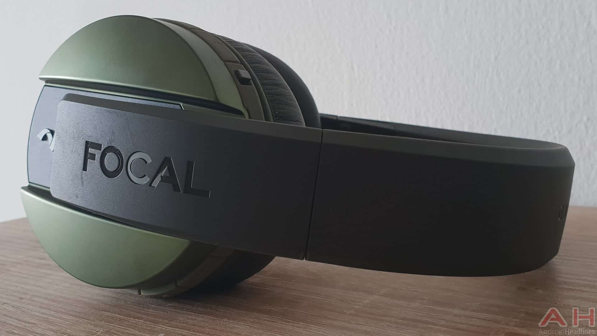 Focal Listen Wireless Chic Headphones AH 9