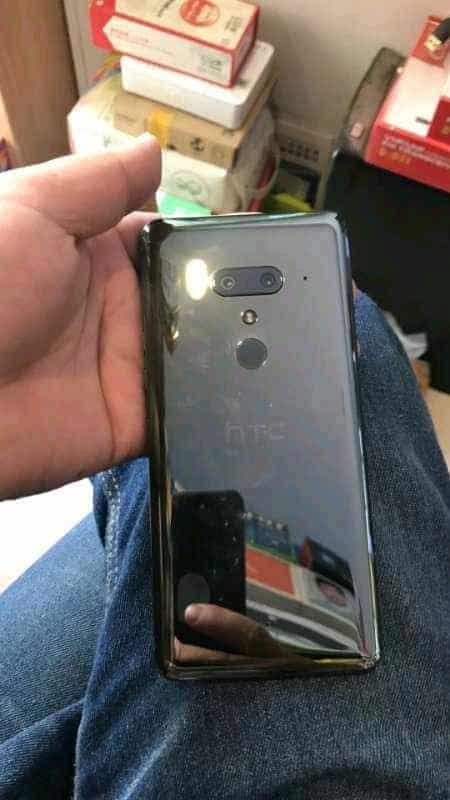 HTC U12 Plus April 28 1