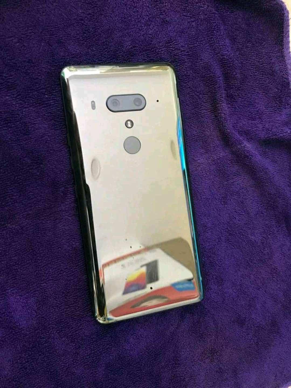 HTC U12 Plus April 28 2