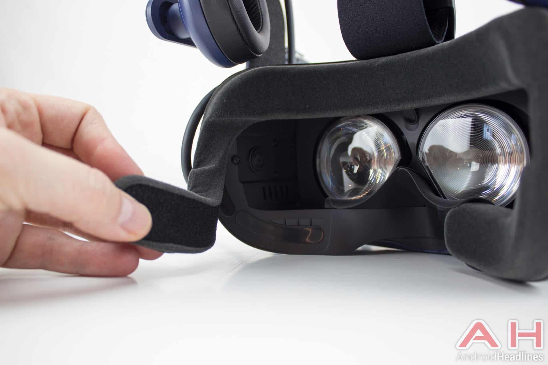 HTC Vive Pro AH NS 17 clean pads lenses