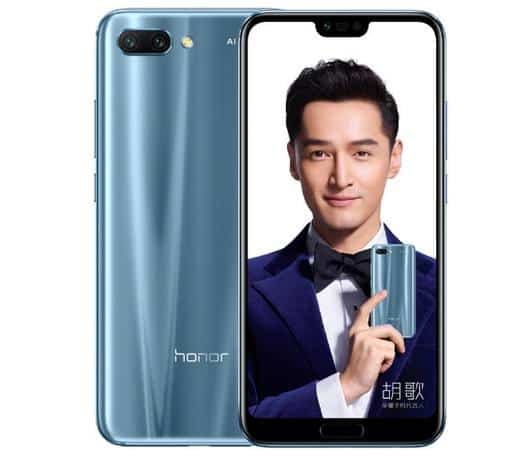 Honor 10 official image China 12