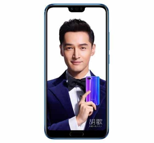Honor 10 official image China 8