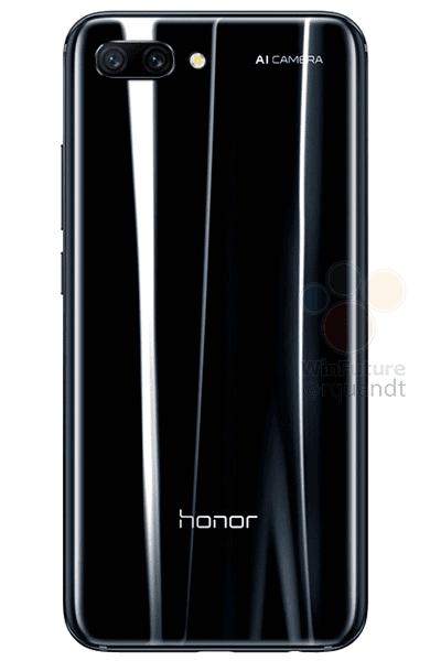 Honor 10 render leak WinFuture 7