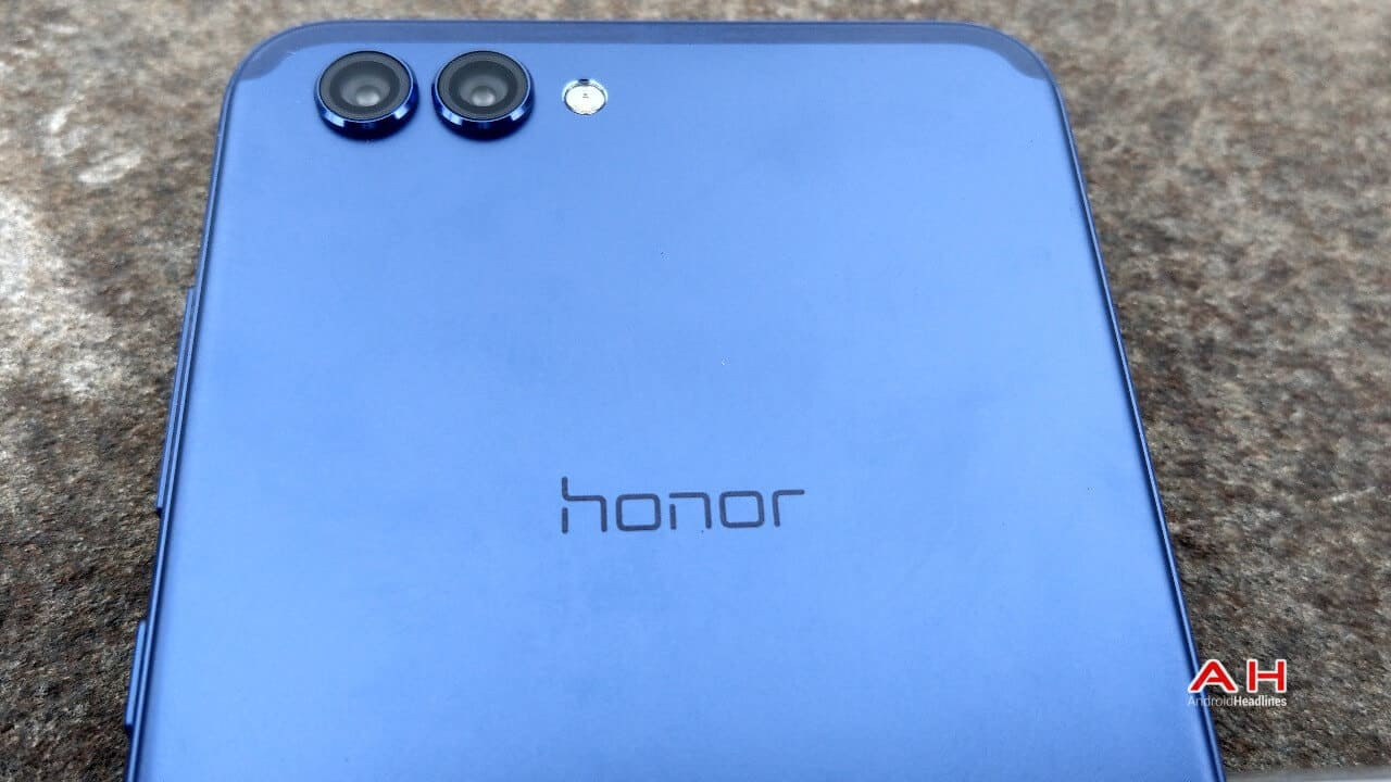 Honor View 10 Review Hardware 06 AH