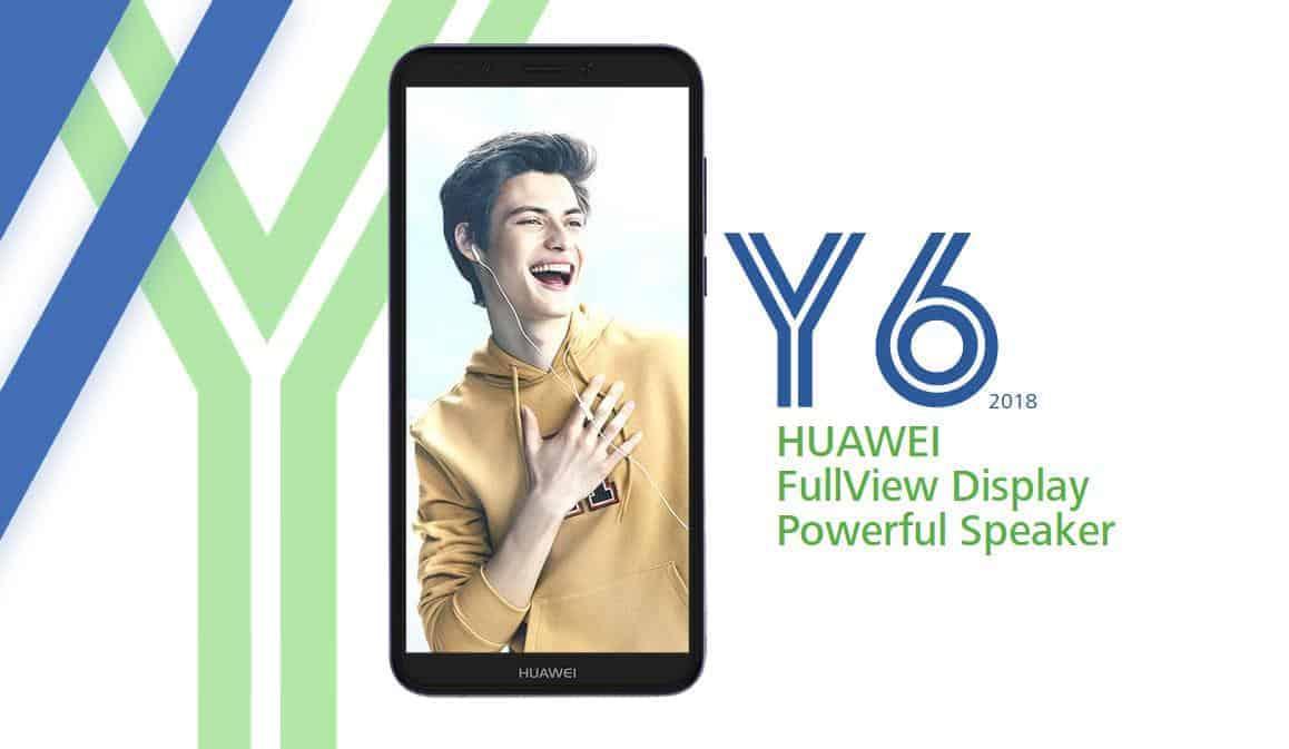Huawei Y6 2018 1