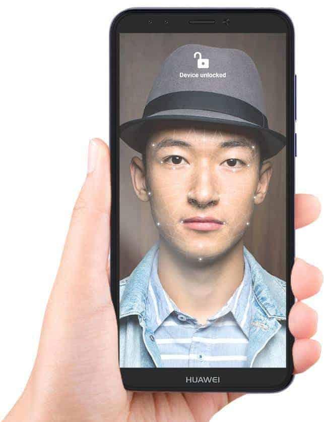 Huawei Y6 2018 8