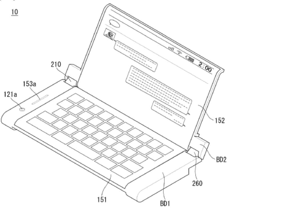 LG Foldable Phone WIPO April 5 18 10