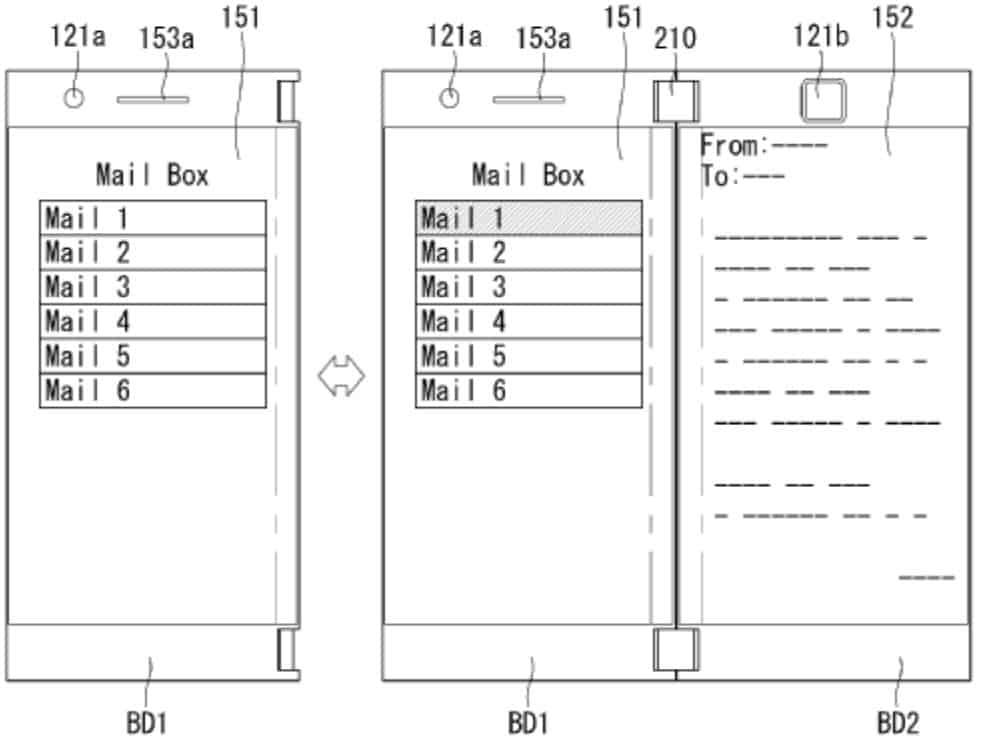 LG Foldable Phone WIPO April 5 18 13