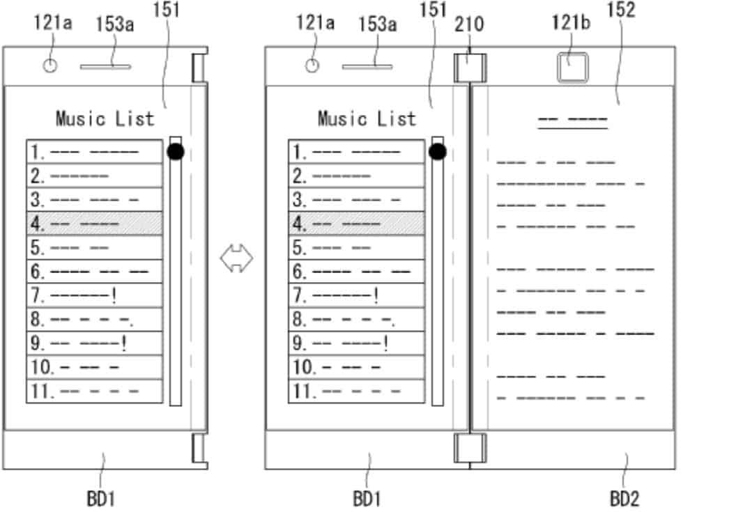 LG Foldable Phone WIPO April 5 18 14